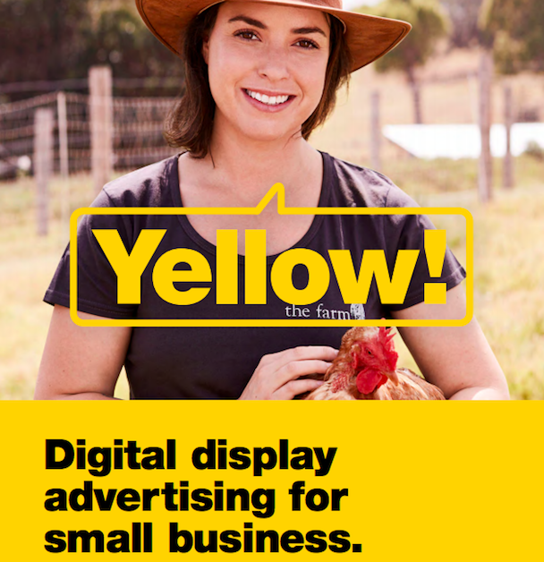 Digital display advertising for small business